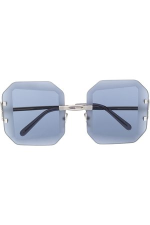Marni Oversized square-frame sunglasses