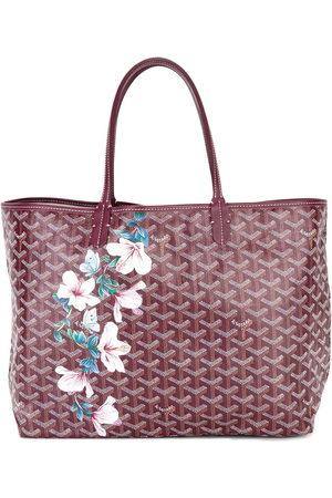 Goyard Women Handbags - 2000s floral printed tote bag