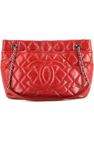 CHANEL Women Shopper & Tote Bags - 2013 CC diamond-quilted tote bag