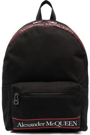 Alexander McQueen Logo print backpack