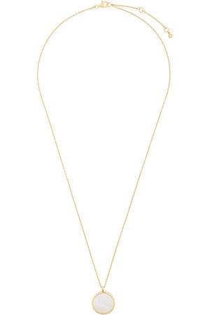 ASTLEY CLARKE Slice Stilla Mother of Pearl locket - Metallic