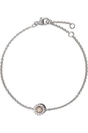 De Beers 18kt Aura fancy coloured diamond bracelet