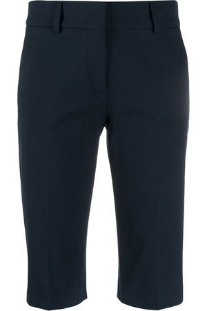 PIAZZA SEMPIONE Knee-length tailored shorts