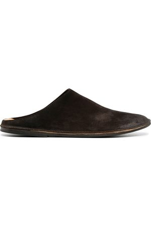 MARSÈLL Slip-on suede slippers