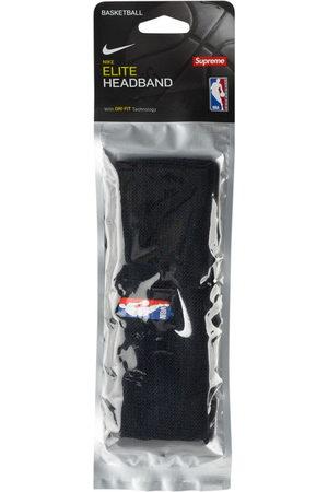 Supreme Hats - X Nike Elite sweatband