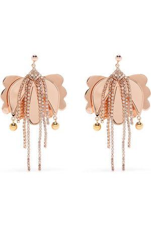 La DoubleJ Tulip drop earrings