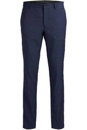 Jack & Jones Men Skinny Trousers - Super Slim Fit Suit Trousers