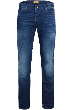 Jack & Jones Men Slim - Tim Original Jj 267 Slim/straight Fit Jeans