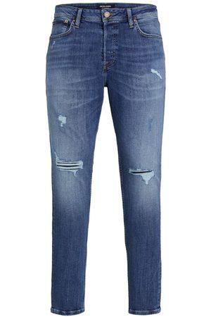 Jack & Jones Men Skinny - Pete Original Cj 296 Skinny Tapered Fit Jeans