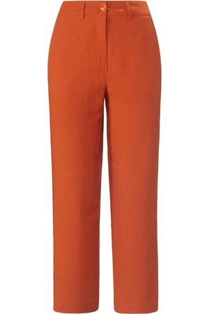 Peter Hahn Women Trousers - 7/8-length trousers Barbara fit size: 10s
