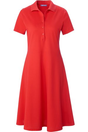 DAY.LIKE Women Casual Dresses - Dress short sleeves and polo collar size: 10