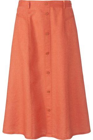 Peter Hahn Women Skirts - Skirt made of 100% linen size: 10s