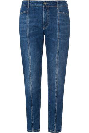 Emilia Lay Women Skinny - 7/8-length 5-pocket skinny jeans denim size: 30