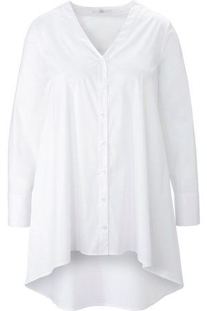 Emilia Lay Longline blouse V-neck size: 14