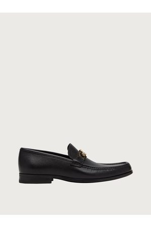 Salvatore Ferragamo Men Reversible Gancio loafer Size 6