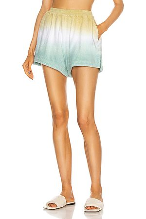 TERRY Estate Tie Dye Short in Cool Hues