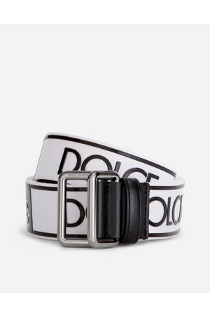 Dolce & Gabbana Belts - BRANDED TAPE BELT male 95