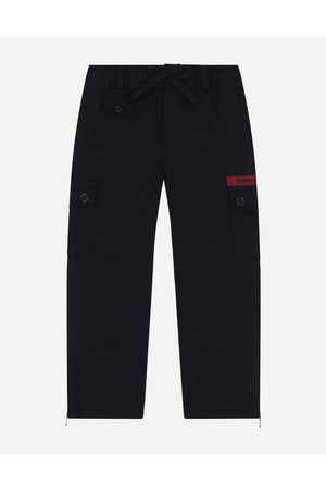 Dolce & Gabbana Trousers and Shorts - STRETCH GABARDINE PANTS male 2