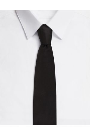 Dolce & Gabbana Ties and Pocket Squares - 6CM BLADE TIE IN SILK male OneSize