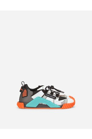 Dolce & Gabbana Shoes (24-38) - REFLECTIVE FABRIC NS1 SNEAKERS male 29