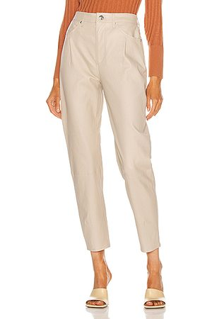 SPRWMN Tailored 5 Pocket Pant in Nude