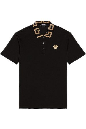 VERSACE Taylor Fit Polo in