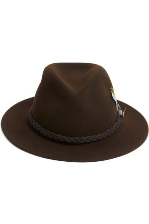 Stetson Men Hats - Newark Traveller Hat