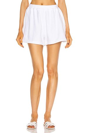 TERRY Cruise Short in Bianco