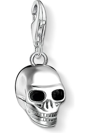 Thomas Sabo Charm pendant skull -coloured 1550-637-21