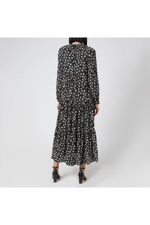 Whistles Women's Daisy Spot Trapeze Dress