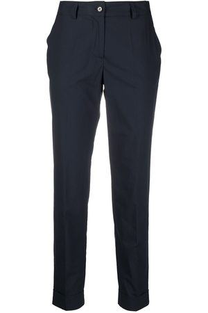 P.a.r.o.s.h. Cropped slim-fit trousers