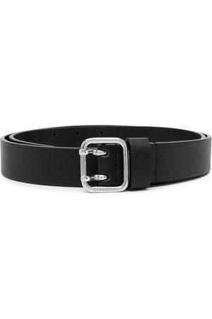 Diesel Buckle-fastening leather belt