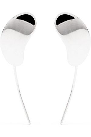 CHARLOTTE CHESNAIS Women Earrings - Nues polished-finish earrings