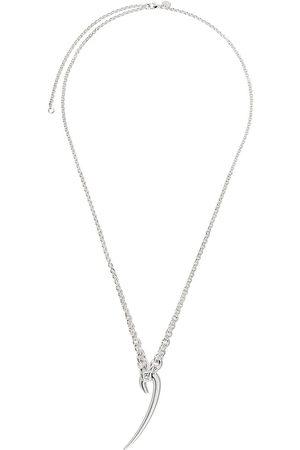 SHAUN LEANE Hook pendant necklace
