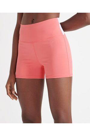 Superdry Women Shorts - Sport Training Elastic Shorts