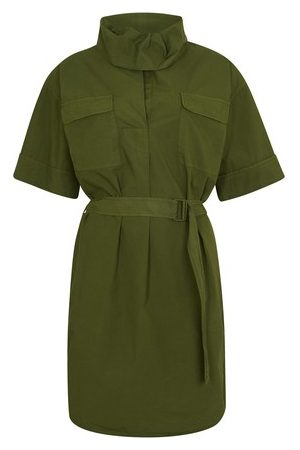 Kenzo Women Tunic Dresses - Belted tunic