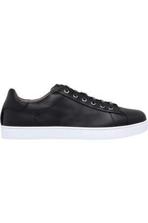 Gianvito Rossi Low top leather sneakers