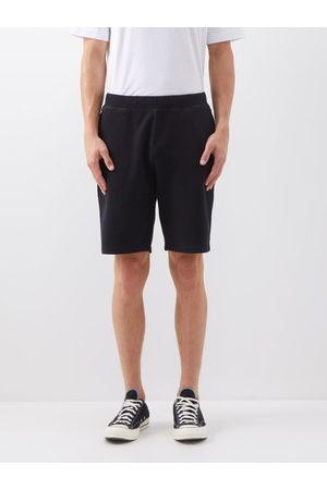 Sunspel Mid-rise Cotton-jersey Shorts - Mens