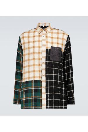 Loewe Checked overshirt