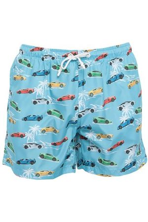 AUTOMOBILI LAMBORGHINI SWIMWEAR - Swimming trunks