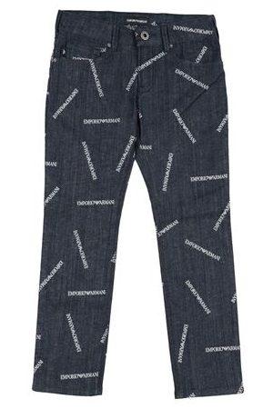 EMPORIO ARMANI Boys Trousers - DENIM - Denim trousers