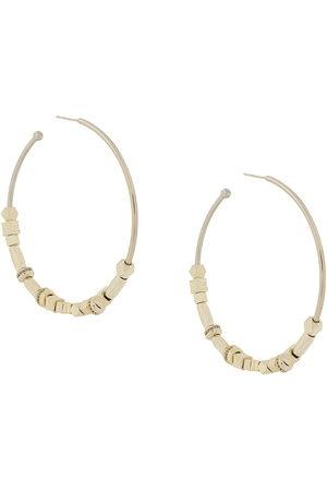 Iosselliani Women Earrings - Be Nomad reversible hoop earrings