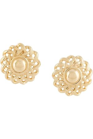 Givenchy Pre-Owned 1980's Givenchy clip-on earrings