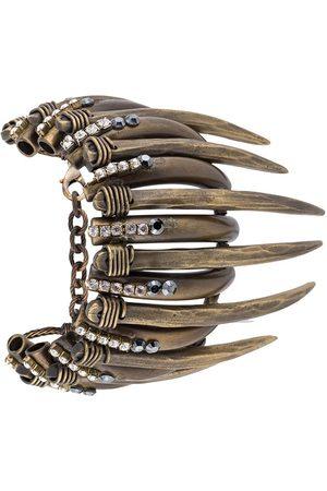Gianfranco Ferré Pre-Owned Women Jewellery - 2000s embellished arm cuff