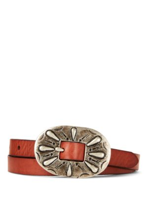Ralph Lauren Girls Belts - Calfskin Leather Belt