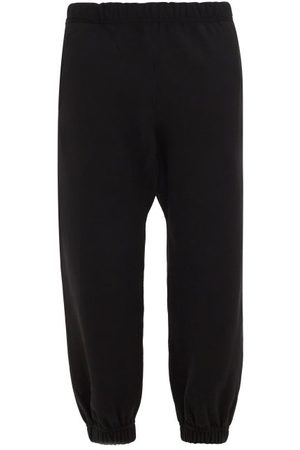 Raey Organic And Recycled-yarn Cotton-blend Track Pants - Womens