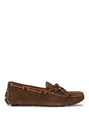 Polo Ralph Lauren Men Loafers - Anders Tasselled Suede Driver