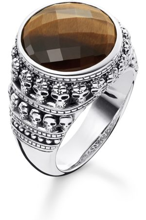 Thomas Sabo Ring skull TR2005-826-2-48