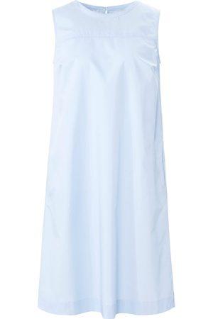 Peter Hahn Women Sleeveless Dresses - Sleeveless dress in 100% cotton size: 24