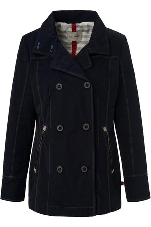gil-bret Double-breasted caban style coat size: 10